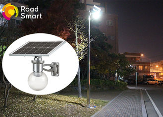 China La alta yarda del panel solar de la luminancia IP65 enciende 160lm/W con el sensor de movimiento proveedor